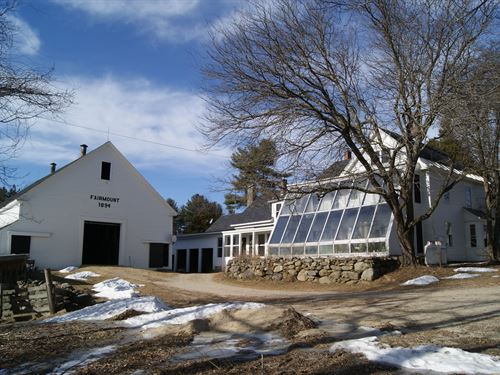 Fairmount Farm & Forest : Rindge : Cheshire County : New Hampshire