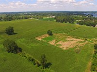 Land Auction In Indiana W/3 Farms : Wolcottville : Lagrange County : Indiana