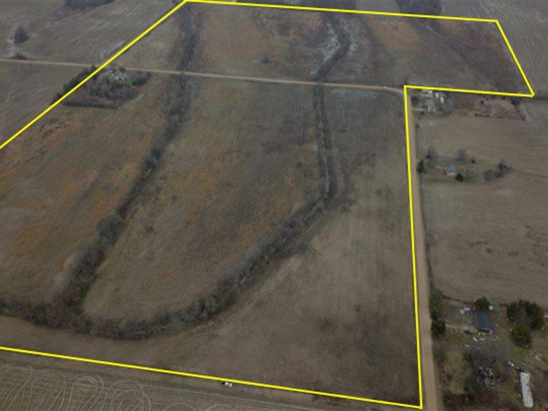 Invest & Improve This Farm : Earle : Crittenden County : Arkansas