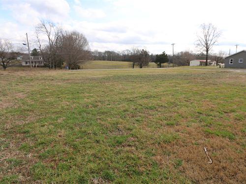 4 Level Unrestricted Building Lots : Cookeville : Putnam County : Tennessee