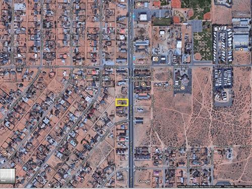Multi Residential Lot Apple Valley : Apple Valley : San Bernardino County : California