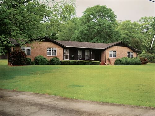 Residential Property In Chilton Co : Jemison : Chilton County : Alabama