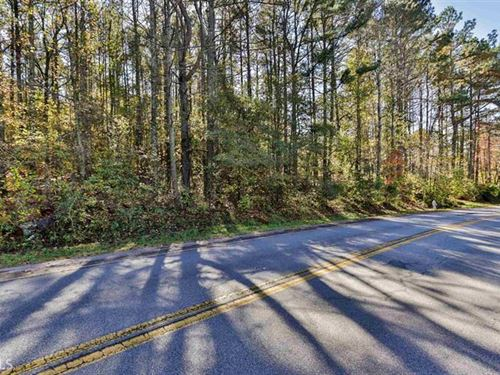 Wooded Lot In Gwinnett County : Dacula : Gwinnett County : Georgia