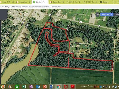 67 Acres Prime Development Land : Corning : Arkansas County : Arkansas