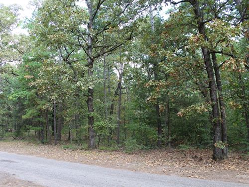 Almost 2 1/2 Acres East Texas Gated : Winnsboro : Wood County : Texas