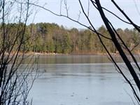 Level Frontage On Squash Lake : Woodboro : Oneida County : Wisconsin