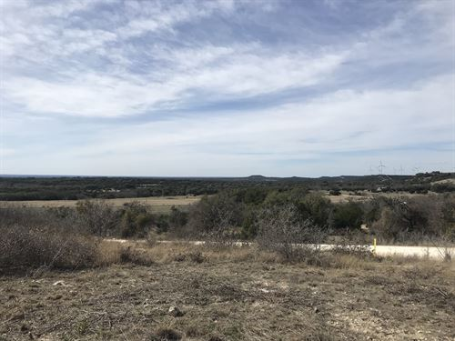 Scenic Acreage In Mills County, Tx : Goldthwaite : Mills County : Texas