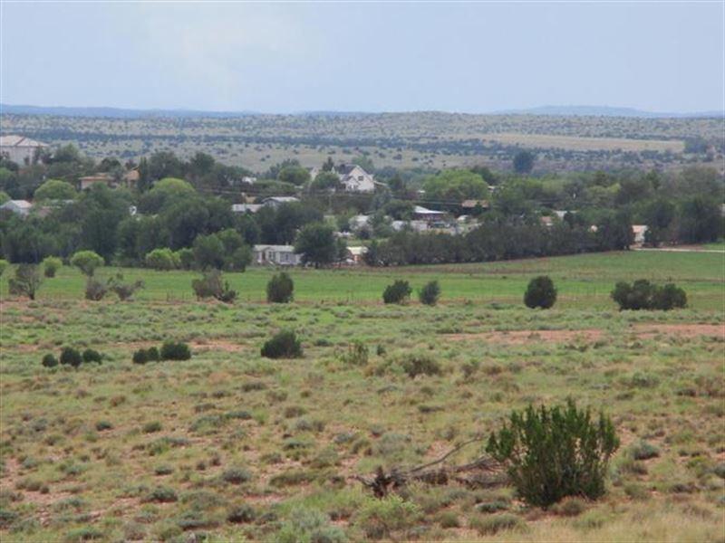 Northern Arizona High Country Land : Snowflake : Navajo County : Arizona