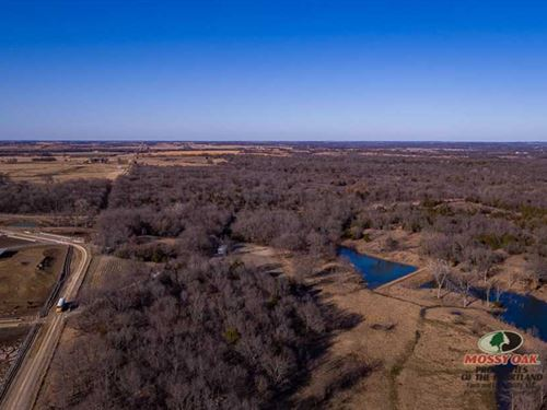 85 Acres With Home, Income Produc : Cherryvale : Montgomery County : Kansas