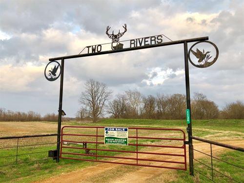 Turnkey Duck/Deer Acreage, Miller : Fouke : Miller County : Arkansas