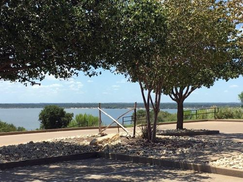 Nice Lot At Lake Whitney TX : Whitney : Hill County : Texas