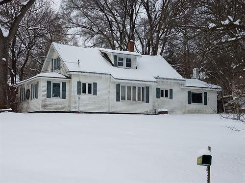 Swi Acreage Auction Hunting Timber : Crescent : Pottawattamie County : Iowa