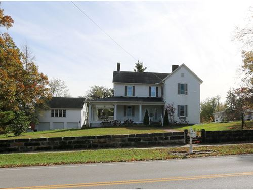 Southern Manor & 2 Guest Homes : Monterey : Putnam County : Tennessee
