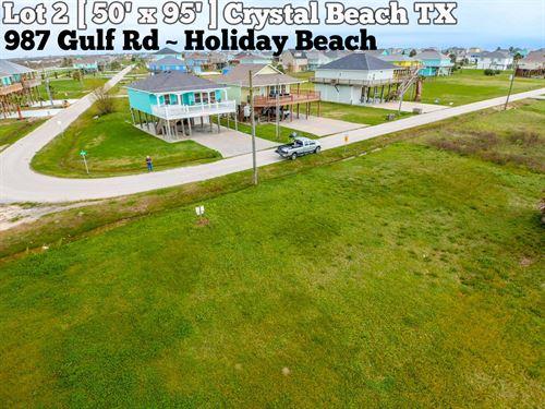 .10 Acres In Galveston County : Crystal Beach : Galveston County : Texas