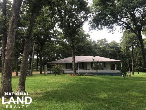 20 Acres Near Cedar Creek Lake, Exc : Mabank : Henderson County : Texas