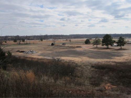 21.6 Acres In Benton County In Ash : Ashland : Benton County : Mississippi