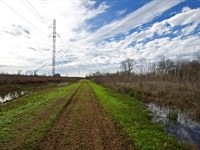 Large Recreational/Hunting Retreat : Colfax : Grant Parish : Louisiana