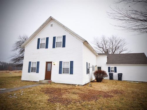 Country Home For Sale Farmland, IN : Farmland : Randolph County : Indiana