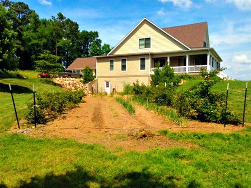Vinson Ranch Homesite : Tignall : Wilkes County : Georgia