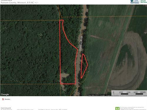 Timber Acreage Eastern Putnam : Unionville : Putnam County : Missouri