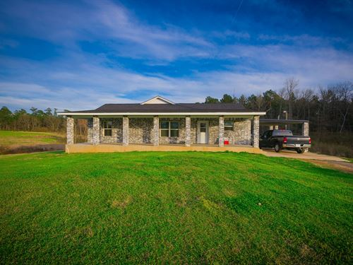 Country Home Land Outside : Cushing : Nacogdoches County : Texas