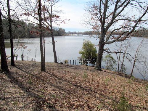 Waterfront Lot Lake Winnsboro : Winnsboro : Wood County : Texas
