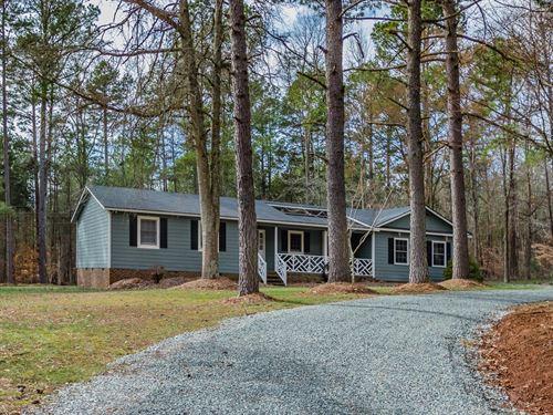 Bear Creek Waterfront Home Chatham : Bear Creek : Chatham County : North Carolina