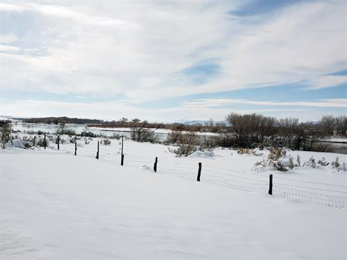 Lazy 3x Sweetwater Ranch Water Righ : Vernal : Uintah County : Utah