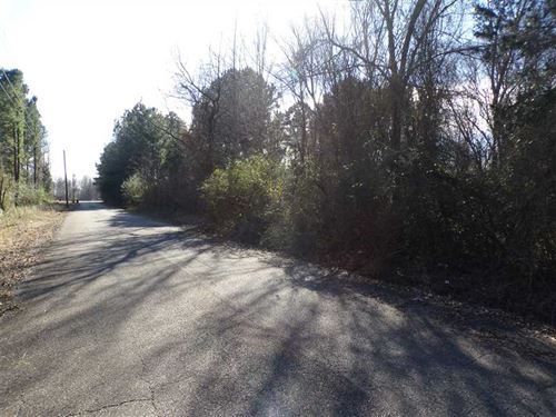Tree-Covered Lot 10 Minutes From : Idabel : McCurtain County : Oklahoma