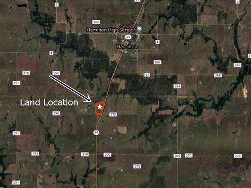 A Stunning 28.75 Acre Build Site : Hamilton : Greenwood County : Kansas