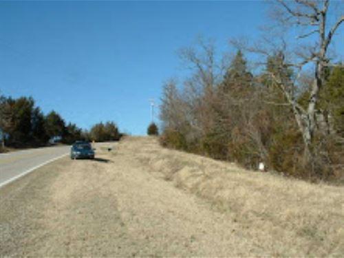 Land White River Crooked Creek : Flippin : Marion County : Arkansas