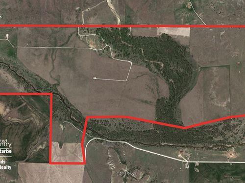 850 Acres In Ellis County, Kansas : Hays : Ellis County : Kansas