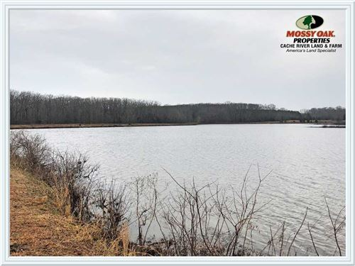This 38 1/2 Acres + Or, With Huge : Vilonia : Faulkner County : Arkansas
