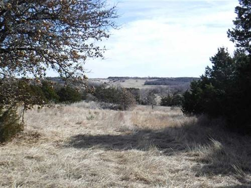 Great Hunting & Hilltop Homesite : Binger : Caddo County : Oklahoma