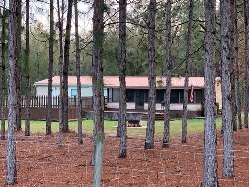 Welcome Home, 4 Bedroom/2Bath : Lake City : Suwannee County : Florida