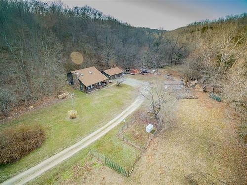 Home, 3 Car Detached Garage 62.98 : Seligman : Barry County : Missouri