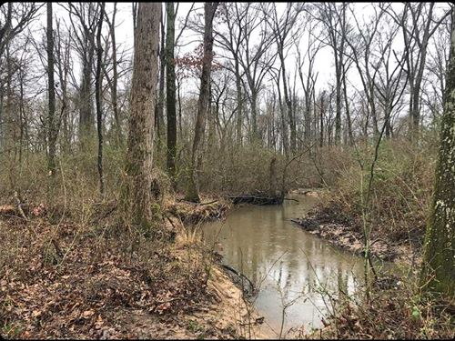 Dropper $45,000, This 40 Acres : Vilonia : Faulkner County : Arkansas