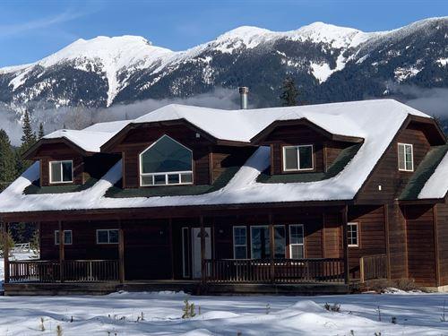 Heron Montana Equestrian Property : Heron : Sanders County : Montana