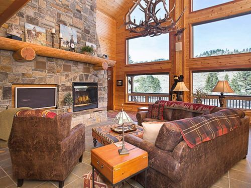 Whispering Creek Ranch : Big Timber : Sweet Grass County : Montana