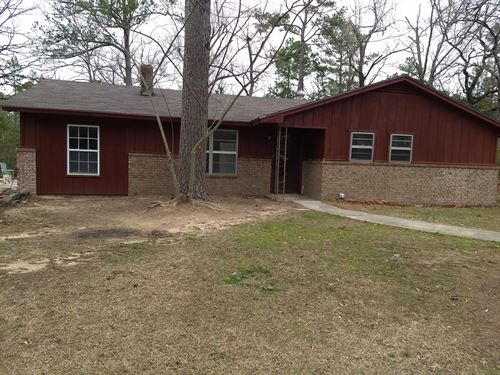 Remodeled Home For Sale Antlers Ok : Antlers : Pushmataha County : Oklahoma