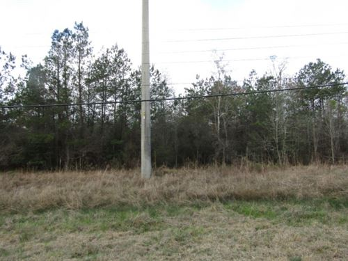 6 Acres In Forrest County In Hattie : Hattiesburg : Forrest County : Mississippi