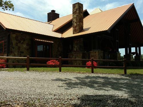 Country Home, Guest House, Barn : Pocahontas : Randolph County : Arkansas