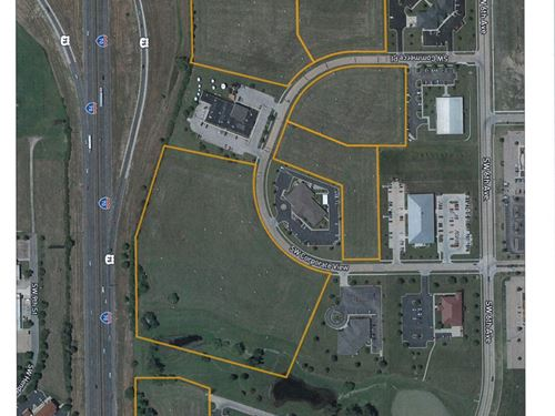 Corporate Meadows Business Park : Topeka : Shawnee County : Kansas