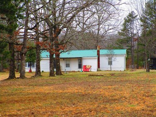 Southeast Missouri Home Acreage : Doniphan : Ripley County : Missouri