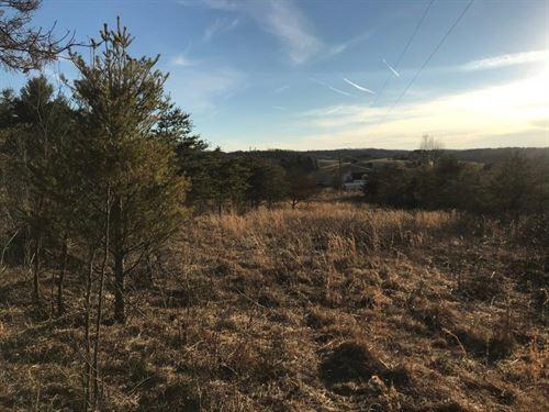 Floyd VA Land, Recreational : Indian Valley : Floyd County : Virginia