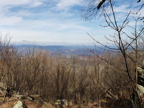 High Elevation View Tract Blue : Independence : Grayson County : Virginia