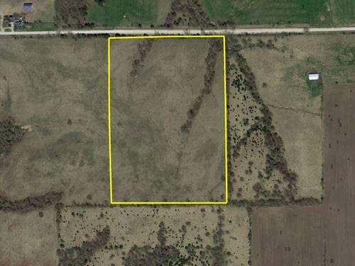 Appanoose County Farm For Sale : Moravia : Appanoose County : Iowa