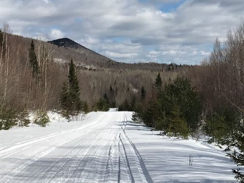 Recreational Land Mount Chase : Mount Chase : Aroostook County : Maine