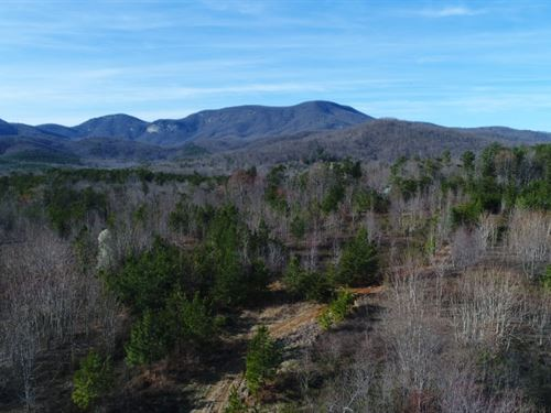 23Acres Near Landrum, Mount Views : Landrum : Greenville County : South Carolina