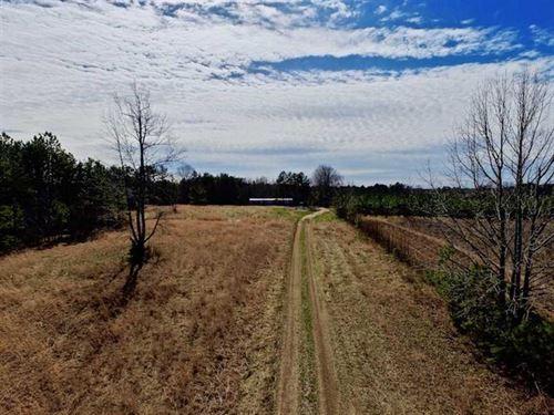 Under Contract, 10 Acres of Hunti : Oxford : Granville County : North Carolina